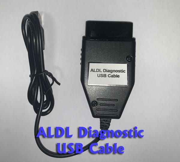 COMMODORE VR VS VT VX VY ALDL / OBD1 DIAGNOSTIC USB CABLE - CLUSTER PCM AIRBAG