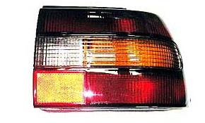 HOLDEN COMMODORE TINTED RIGHT HAND TAIL LIGHT SEDAN