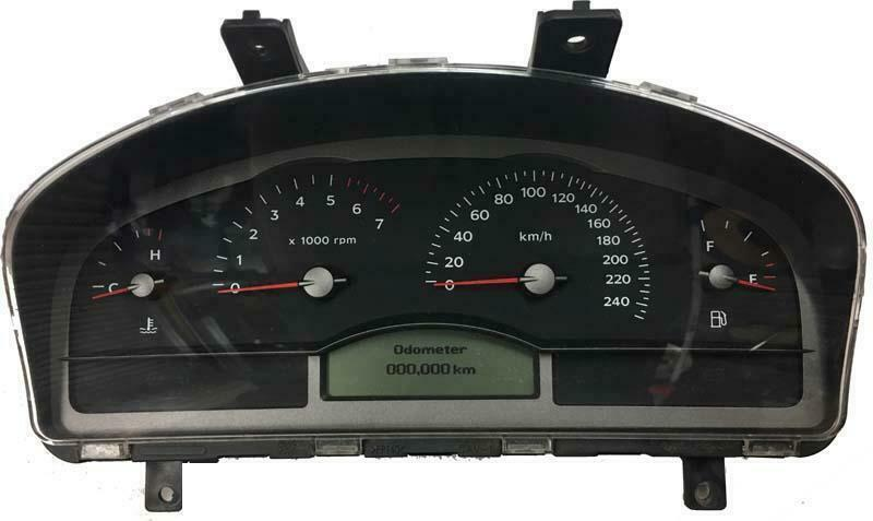 huhuhuhuhHolden Commodore VY 25th Anniversary Instrument Cluster - Choose Klms 92166326