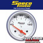 SPECO SPORT SERIES 2inch 40-120deg ELECTRIC WATER TEMPERATURE GAUGE #524-30