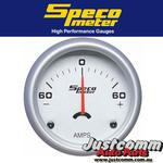GENUINE SPECO SPORT SERIES 2inch -60 TO 60 AMPS AMMETER  GAUGE
