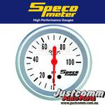 GENUINE SPECO PRO SERIES 2 5/8 inch 0-100PSI MECHANICAL OIL PRESSURE GAUGE