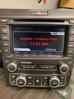 VE Commodore Series 1 Blaupunkt Radio Colour Change Programming Service