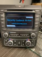 VE Commodore Series 1 Blaupunkt Radio VIN Programming Service - Security Lockout