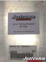 VX VY V6 COMMODORE AUTO / MANUAL  - NO VATS - SECURITY REMOVAL SERVICE