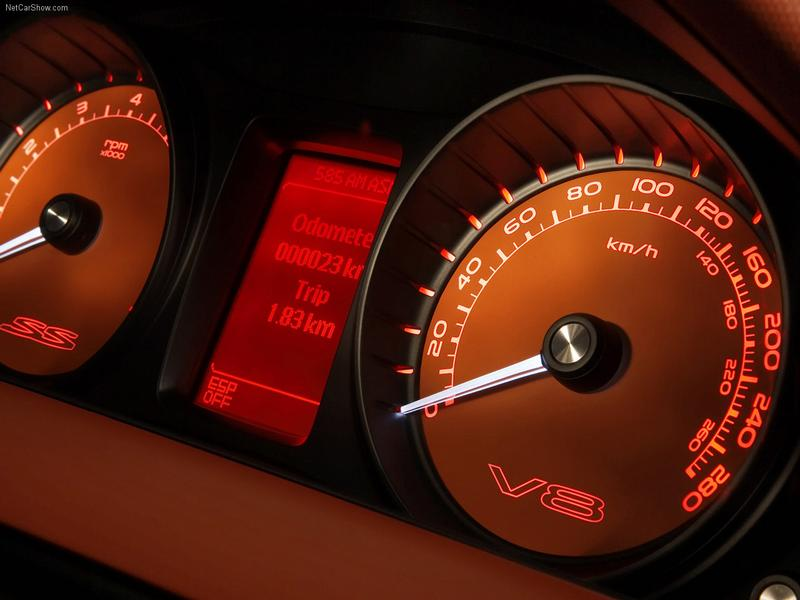 VE Commodore Instrument Cluster Programming