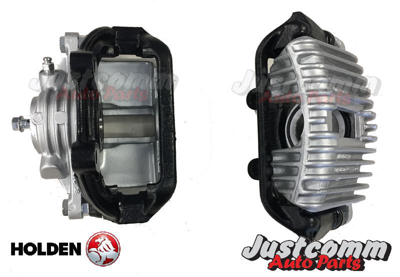 justcomm autoparts - HOLDEN COMMODORE VN VP VR VS V8 RECONDITIONED FRONT BRAKE CALIPERS -PAIR -SILVER