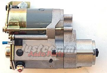 justcomm autoparts - VB VC VH VK VL VN VP VS COMMODORE LS1 LH AUTO - MANUAL STARTER MOTOR