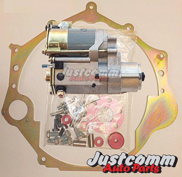 justcomm autoparts - Holden Commodore VB-VS LS1 LH Starter Conversion Kit Suit 4L60 Auto Transmission