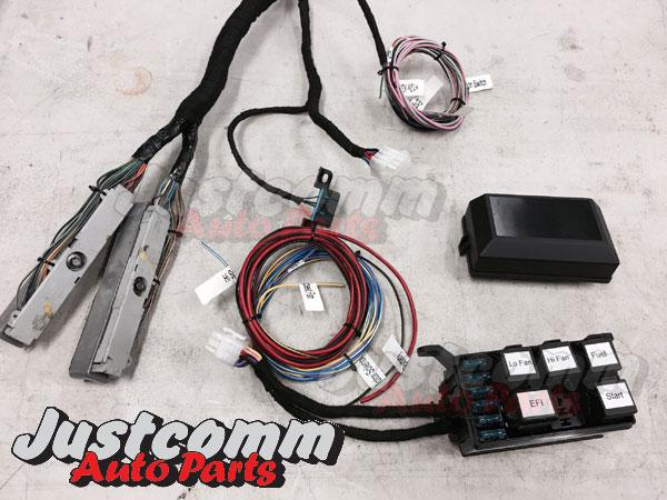 Stand Alone Wiring Harness Ls1 - Wiring Diagram Article on